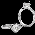 Zásnubné prstene z portfólia 3D Zlatníctva